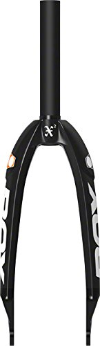 Cycle Group BX-FK14C2020-BK Box X Squared Pro Carbon 1-1/8-Inch Cro-Mo Steer Fork, 20-Inch x 20mm, - Cromo Forks