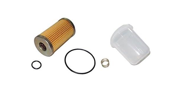New Kubota Fuel Filter with O-Rings L3250 L3300 L3350 L3410 L3430