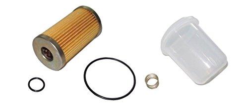New Kubota Fuel Filter/BOWL/Spring KH-151 KH-191 -  Kumar Bros USA, KBFL03[E/BOWL/SPRING/]FF1145