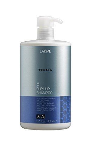LAKME Teknia Curl Up Shampoo 33.9 oz by Lakme Teknia