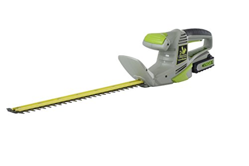 LawnMaster CLHT2422 24-volt Li-On Cordless Hedge Trimmer, 22-Inch by LawnMaster