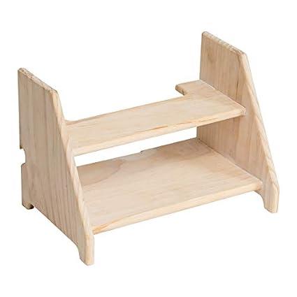 Amazon Com Leon S Shop Router Storage Box Solid Wood Living