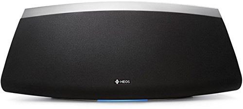 Denon HEOS 7 Wireless Speaker (Black) (New Version)