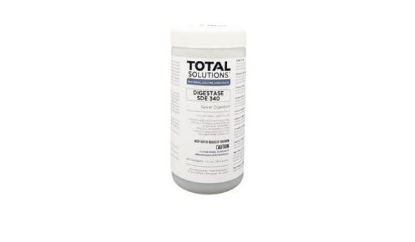 Total soluciones 510 digestase SDE 340, (6) 1,75 # tarros ...