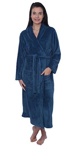 Long Blue Fleece - 8