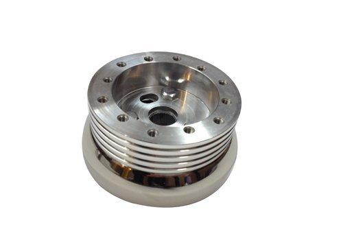 Forever Sharp 6 Hole Nardi Billet Steering Wheel Adapter for All Chevrolet Models