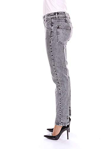 Mujer Givenchy Pantalones BW504Q503Z Gris Vaqueros x1fw4Fqf