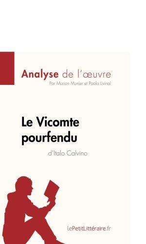 Le Vicomte Pourfendu [Pdf/ePub] eBook