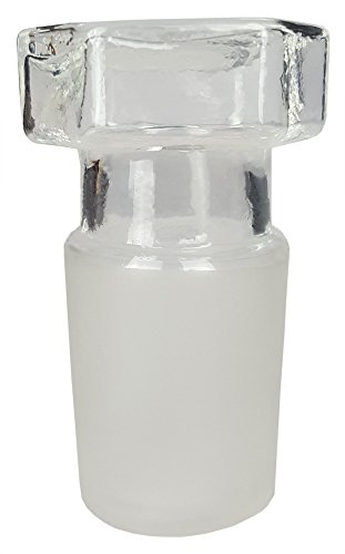 (GSC International 4007-GS Distilling Glass Stopper with 24/40 Ground Joint)