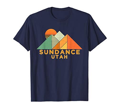 Retro Vintage Sundance Utah Tee ()
