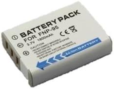 BC158→FUJIFLIM F31fd X100 X100S X-S1 FUJIFLIM NP-95 REAL 3D W1 F30 互換バッテリ-