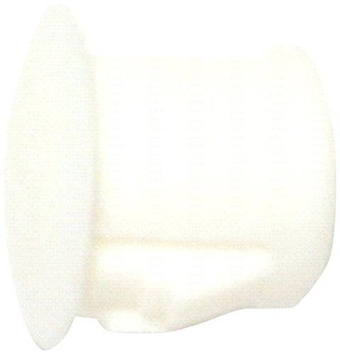 Hard-to-Find Fastener 014973169701 White Hole Plug, 3/8-Inch