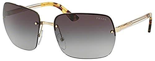 Prada PR63VS Sunglasses ZVN5D1-62 -, Grey Gradient ()