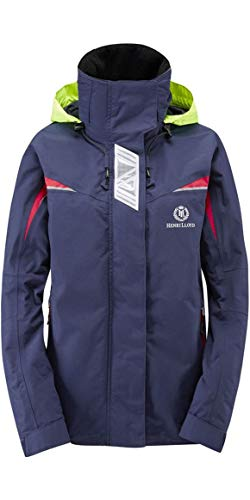 Henri Lloyd Wave Inshore Coastal Jacket Coat Marine. Waterproof - Articulated Hood pod