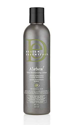 Design Essentials Natural Daily Hair Moisturizing Lotion -Moisture Rich Botanicals, Jojoba & Olive Oils- Almond & Avocado Collection, ()