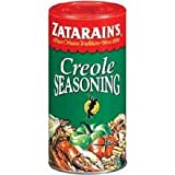 Zatarains Creole Seasoning - 17 oz. can, 12 per case