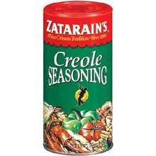 Zatarains Creole Seasoning - 17 oz. can, 12 per case by Zatarain's