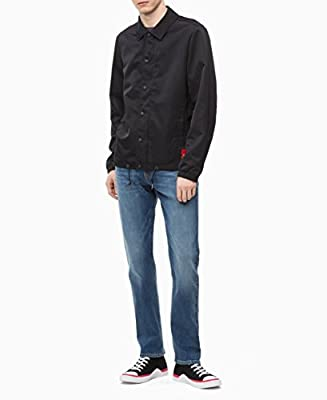 Calvin Klein Men's Ckj 035 Straight Fit Jean