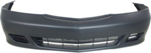 Crash Parts Plus Primed Front Bumper Cover Replacement for 1999-2004 Honda Odyssey
