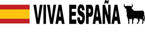 (Viva Espana Vinyl Sticker)