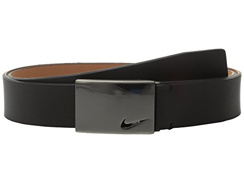Nike Men's No-Hole Plaque, Black, Large