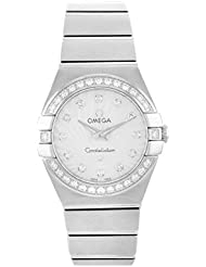 Omega Constellation Quartz Female Watch 123.15.24.60.55.002 (Certified Pre-Owned)
