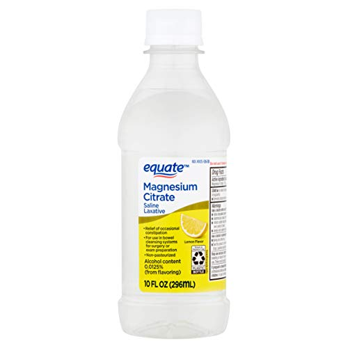 Equate Magnesium Citrate Oral