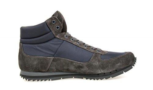 Prada Mens 4t2782 Oqt F0qyf Läder Sneaker