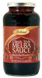 Roland Salsa Melba - Tarro de 2 lb.