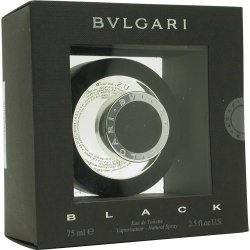 Black By Bvlgari Eau De Toilette Spray For Men 2.5 - Bvlgari Store Online Usa