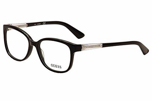 Eyeglasses GU2560 001 Crystal Optical