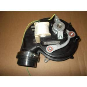 GOODMAN B4833000S 1/8 HP BLOWER DRAFT INDUCER ASSEMBLY, 115/60/1 1.8 AMPS RPM 3200 CFM 70 by Unknown