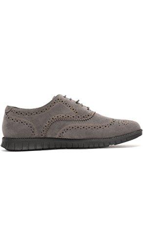 Rotonde Grigio Punte Reservoir Shoes Derbies Joan a Grigio xCwOqpnI