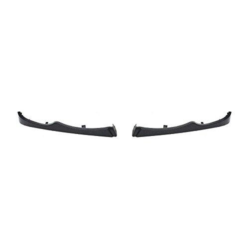 Evan-Fischer EVA24272057799 Headlight Molding for BMW 3-Series 02-05 RH and LH Lower Molding Halogen Headlight Molding