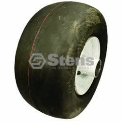Plata Streak # 175721–Rueda para cortacésped para CARLISLE 453881, EXMARK 103–0069, EXMARK 103–3799,