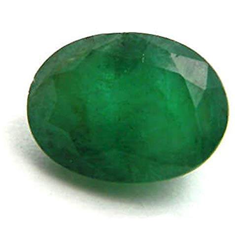 Amazon price history for 100% Certified Super Zambian Emerald Stone 18.50 Ratti with Lab Certified Card & Guarantee Card Emerald Gemstone lab Certified/Zambian Emerald Stone}