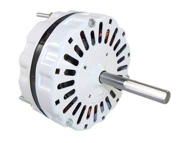 Broan Attic Fan (340, 343, 350, 353) Replacement Motor # 97009316 1160 RPM 120V (Motors Fan Broan)