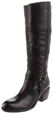 Clarks Women's Mascarpone Mix Boot,Black,6 M US