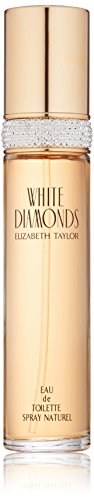 White Diamonds By Elizabeth Taylor For Women, Eau De Toilette Spray, 1.7 Ounces