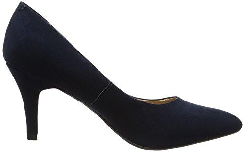 Lotus Dames Dulcie Pompen Blauw (marineblauw)