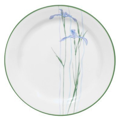 Impressions Shadow Iris 9'' Plate [Set of 6] by Corelle Coordinates