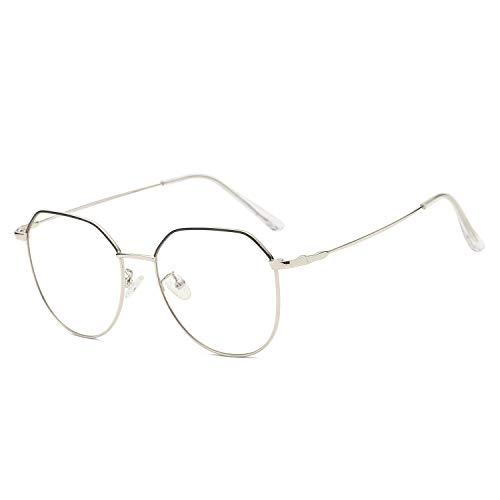 0defe53bc046 VANLINKER Clear Lens Eyeglasses Anti Blue Light Computer Reading Glasses  VL9003 C1 Black Frame Computer