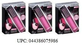 Physicians Formula pH Matchmaker pH Powered Lip Gloss, #7598 Light Pink, 0.13 Oz, Pack of 3.