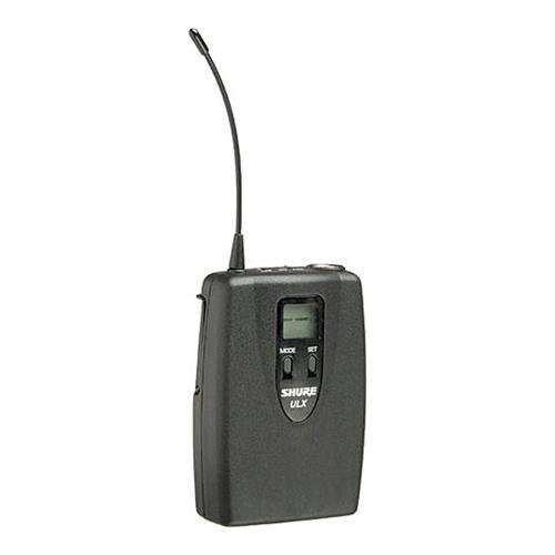 Ulx1 Wireless Bodypack Transmitter - 3