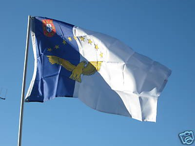 Azores Flag 3x5 Brand NEW 3 x 5 ft Polyester Banner ()
