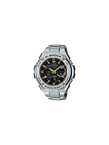 Casio Mens GST S110D 1A9 G Shock G Steel