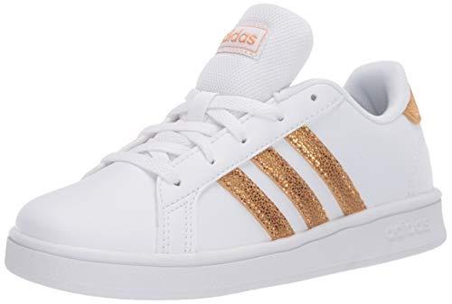 adidas Kids' Grand Court Tennis Shoe