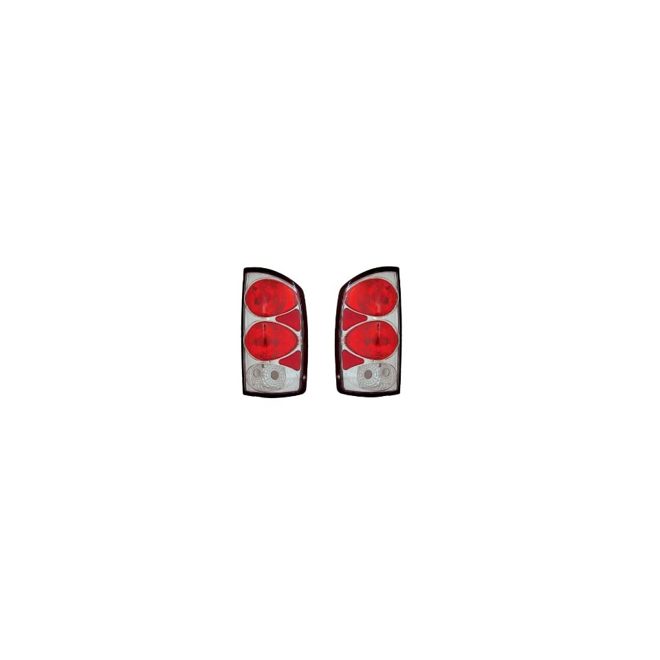 TYC 81 5789 01 Elegante DODGE RAM PICKUP Tail Light Assembly (Pair)