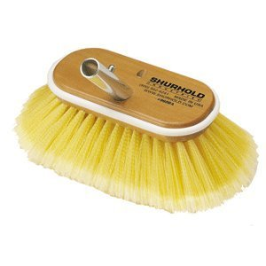 The Amazing Quality Shurhold 6 Polystyrene Soft Bristles Deck Brush by ()