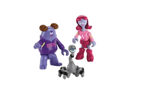 monsters inc action figures - 7